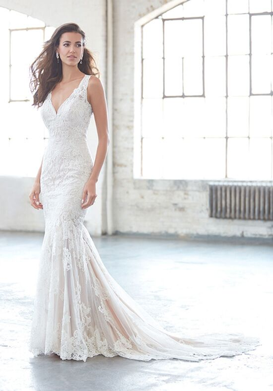 Madison James MJ305 Sheath Wedding Dress