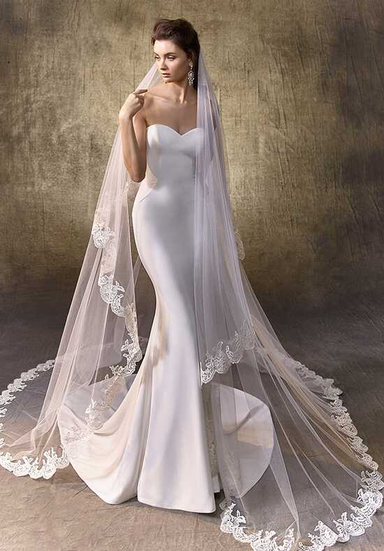 Enzoani Logan Mermaid Wedding Dress