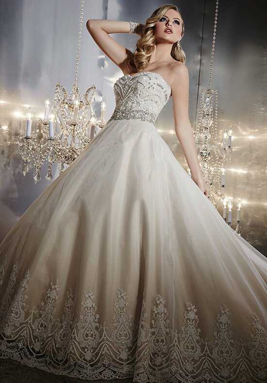Christina Wu Brides 15539 Ball Gown Wedding Dress