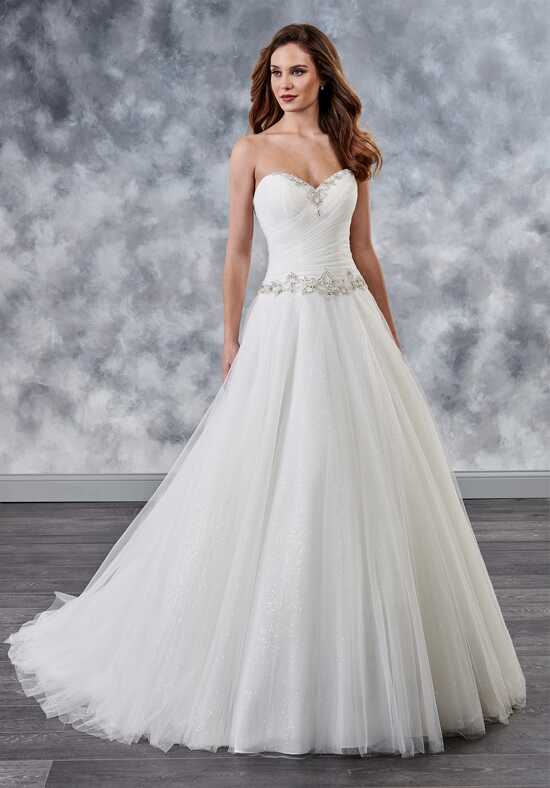 Mary's Bridal Couture d'Amour MB4028 Ball Gown Wedding Dress