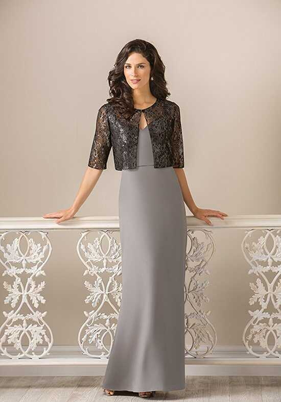 Jade J185010 Black Mother Of The Bride Dress