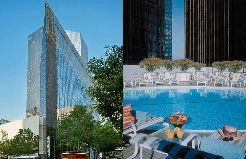 Omni Charlotte Hotel 132 E Trade St Nc 28202 United States 704 377 0400
