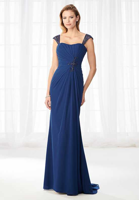 Cameron Blake 218624 Blue Mother Of The Bride Dress
