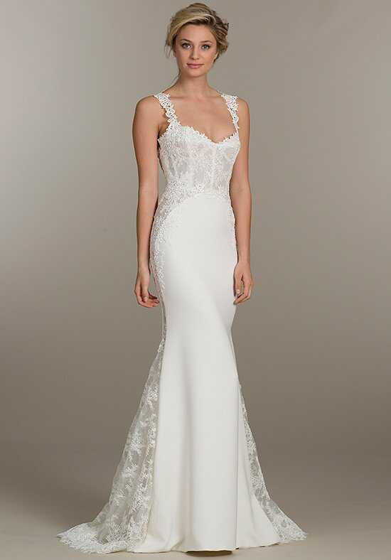 casual lace wedding dress mermaid wedding dresses 2501