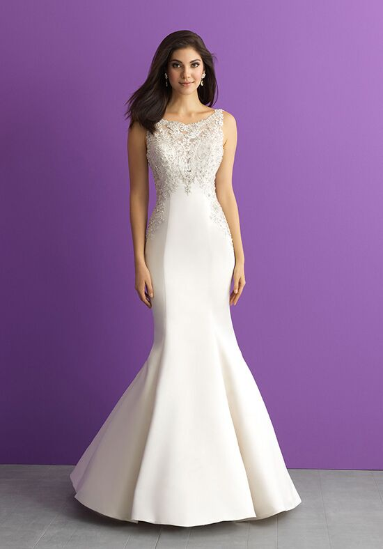 Allure Romance 3007 Mermaid Wedding Dress