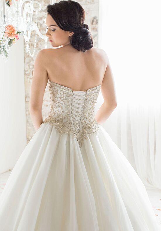 Roz la Kelin - Diamond Collection Jubilee-5879T Wedding Dress - The Knot