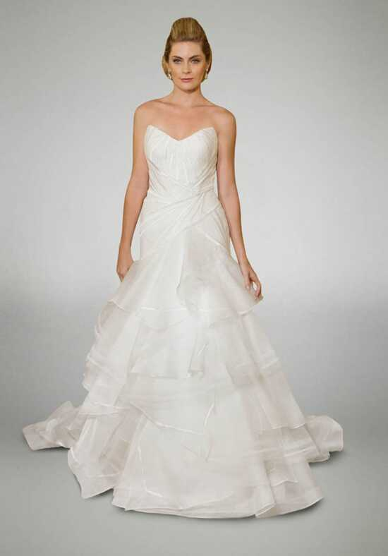 Matthew Christopher Sensa A-Line Wedding Dress