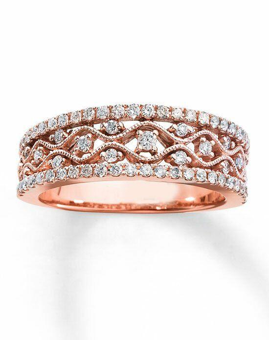 Inspirational Rose Gold Engagement Ring Kay Jewelers Jewellrys