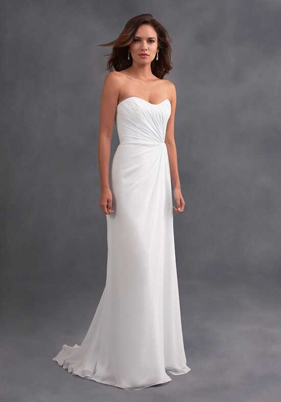 Alfred Angelo Signature Bridesmaids Collection 7393L Strapless Bridesmaid Dress
