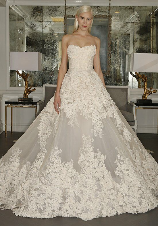 Romona Keveza Collection RK5455 Ball Gown Wedding Dress