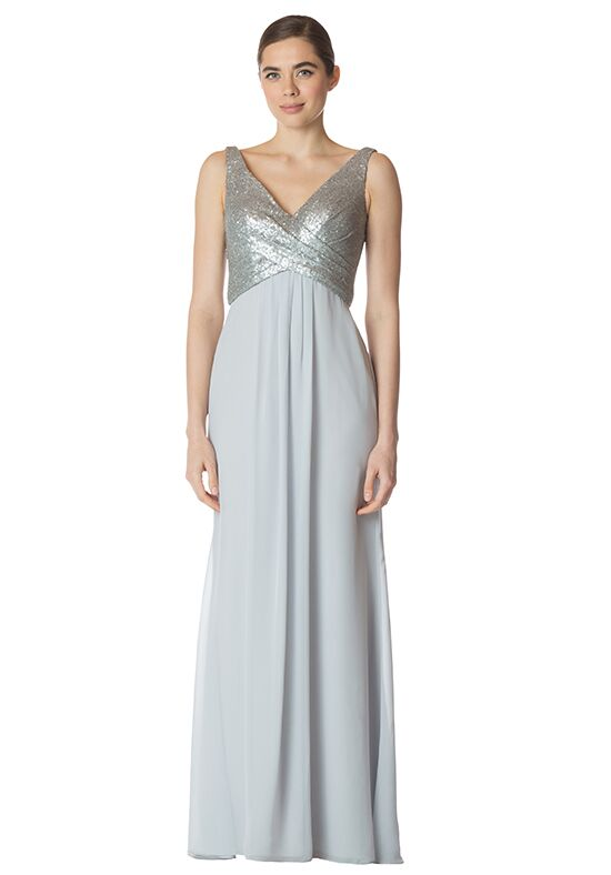 Bari Jay Bridesmaids 1773 V-Neck Bridesmaid Dress