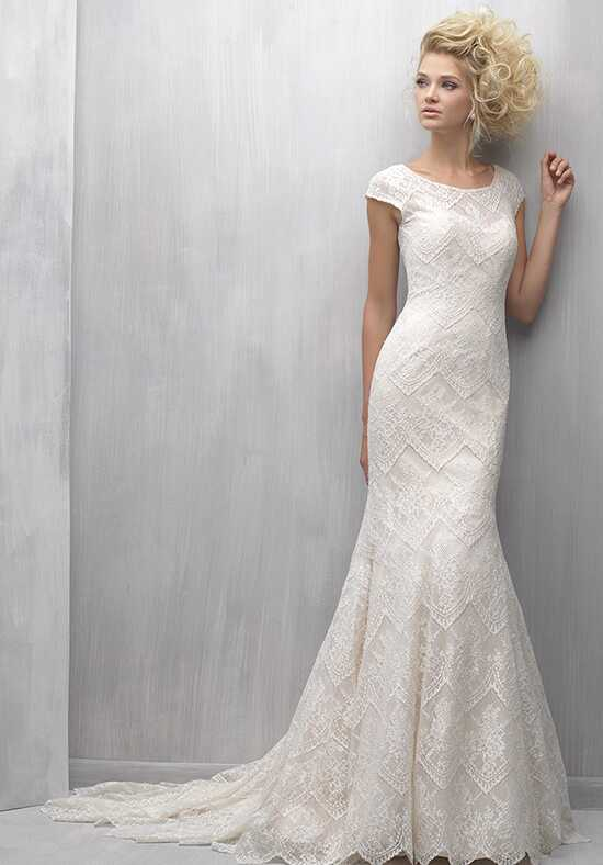 Madison James MJ258 Sheath Wedding Dress