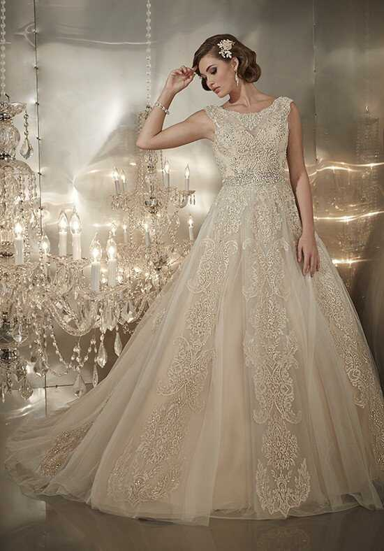 Christina Wu Brides Style 15576 A-Line Wedding Dress