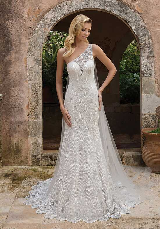 Justin Alexander 88057 Mermaid Wedding Dress