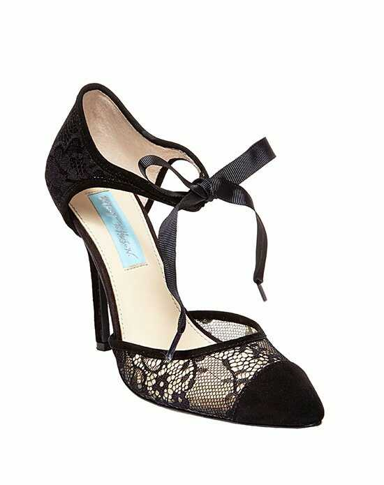 Blue by Betsey Johnson SB-REESE - BLACK LACE Black Shoe