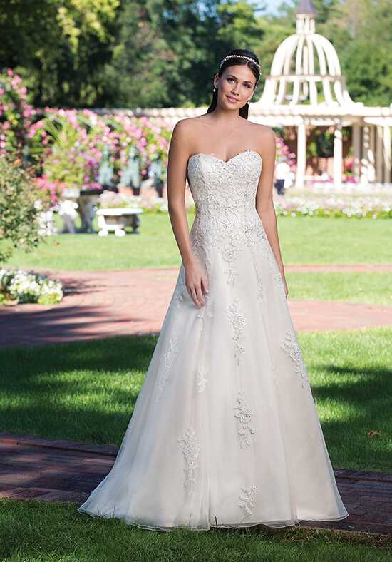 Sincerity Bridal 3923 A-Line Wedding Dress
