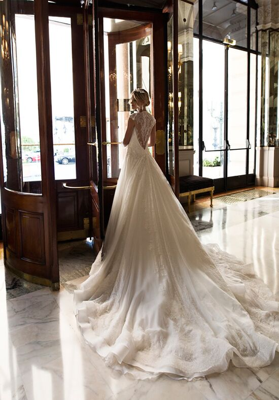 Alessandra Rinaudo Collection BOADICEA AR 2017 A-Line Wedding Dress