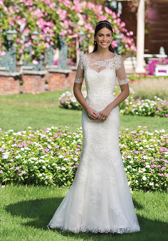 Sincerity Bridal 3911 Mermaid Wedding Dress