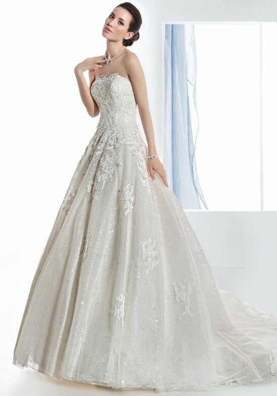 Demetrios 1470 Wedding Dress photo