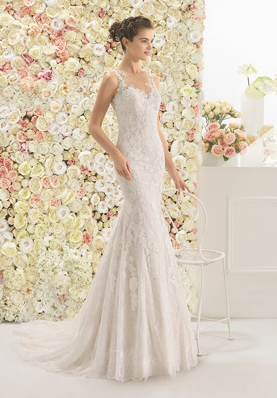 Aire Barcelona Cader Mermaid Wedding Dress