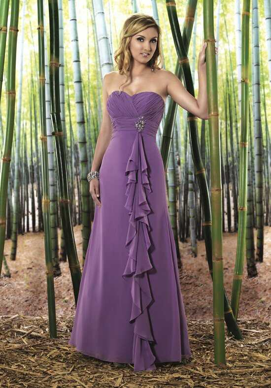 1 Wedding by Mary's Modern Maids M1353 Bridesmaid Dress photo