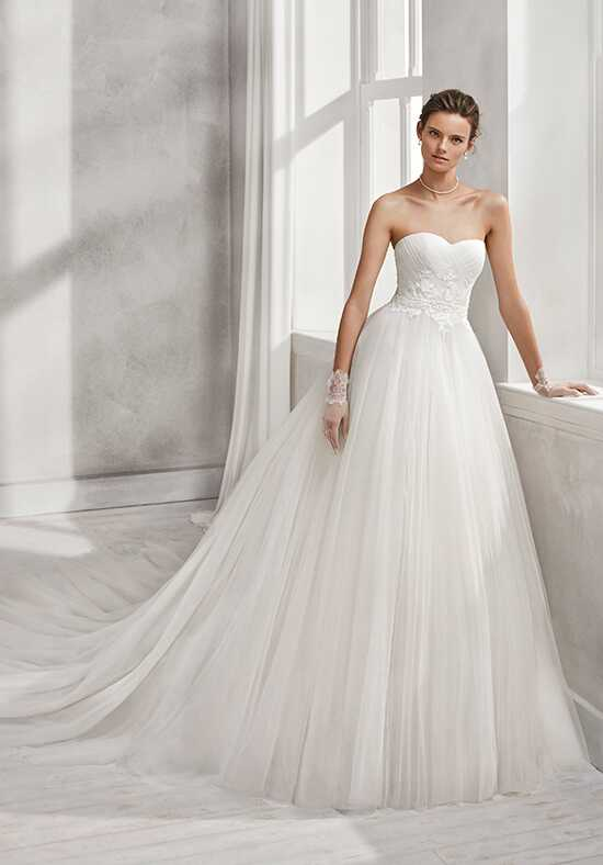 Luna Novias HERMES Ball Gown Wedding Dress