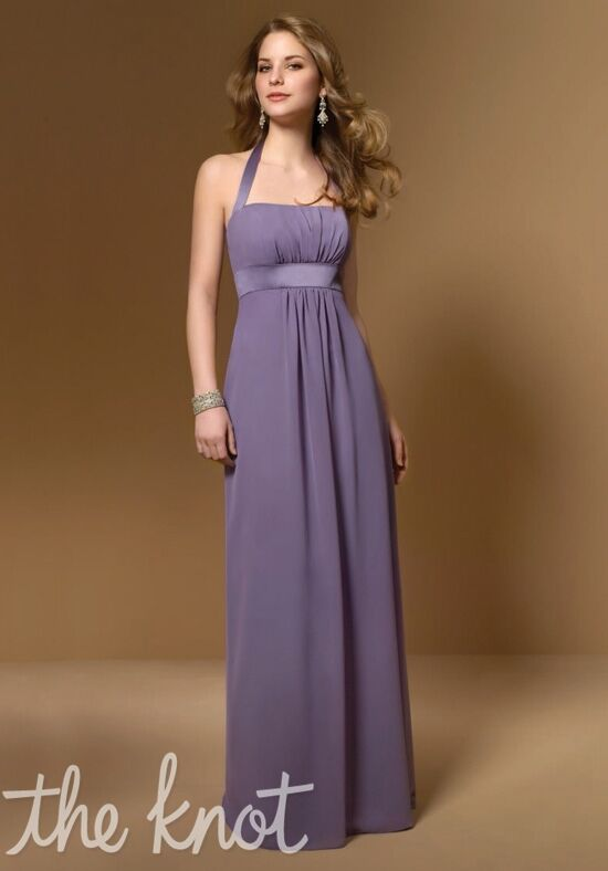 Alfred Angelo Signature Bridesmaids Collection 7016 Halter Bridesmaid Dress