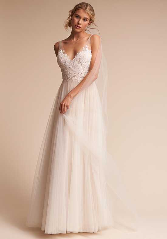 BHLDN Heritage A-Line Wedding Dress