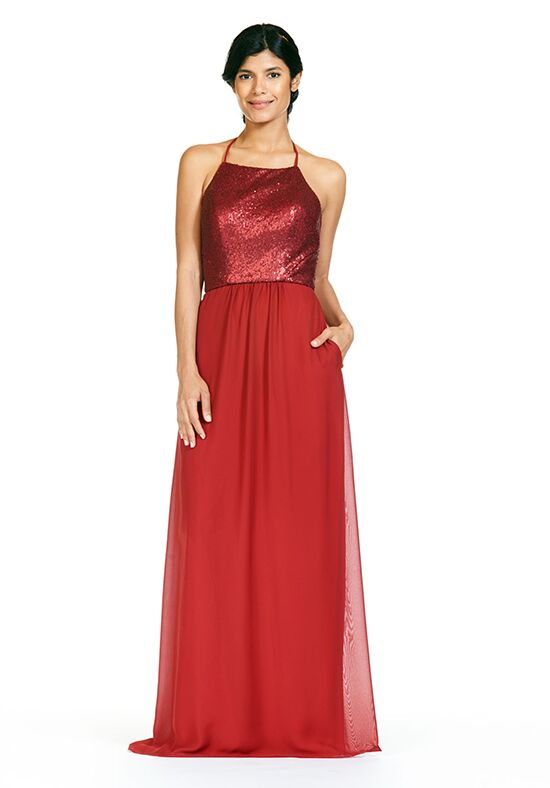 Bari Jay Bridesmaids 1824 Square Bridesmaid Dress