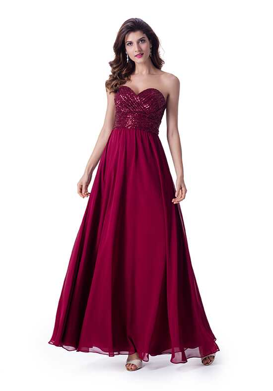 Venus Bridesmaids BM2213 Sweetheart Bridesmaid Dress