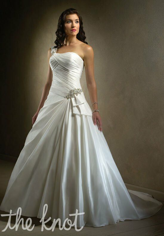 Bonny Bridal 106 Wedding Dress - The Knot