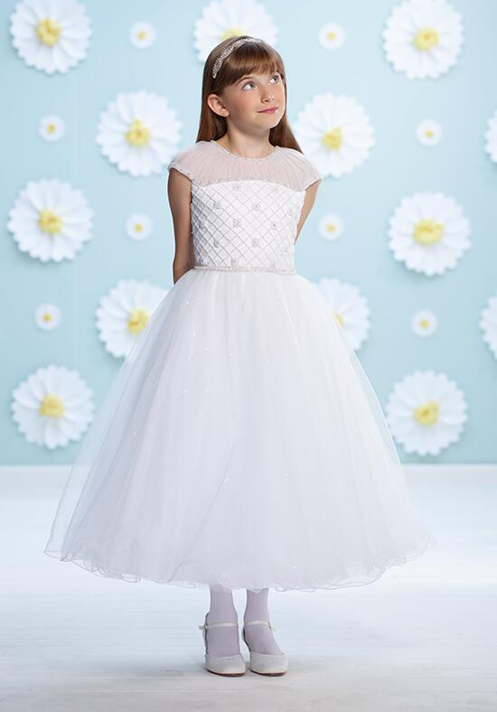 Joan Calabrese by Mon Cheri 116369 Flower Girl Dress photo