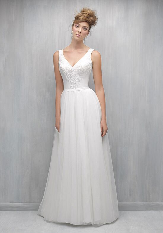 Madison James MJ261 A-Line Wedding Dress