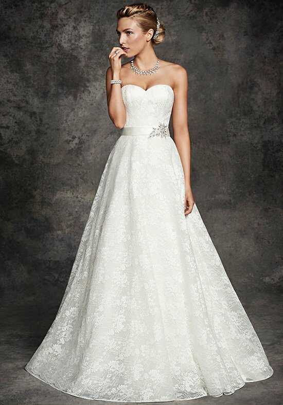 Ella Rosa BE262 A-Line Wedding Dress