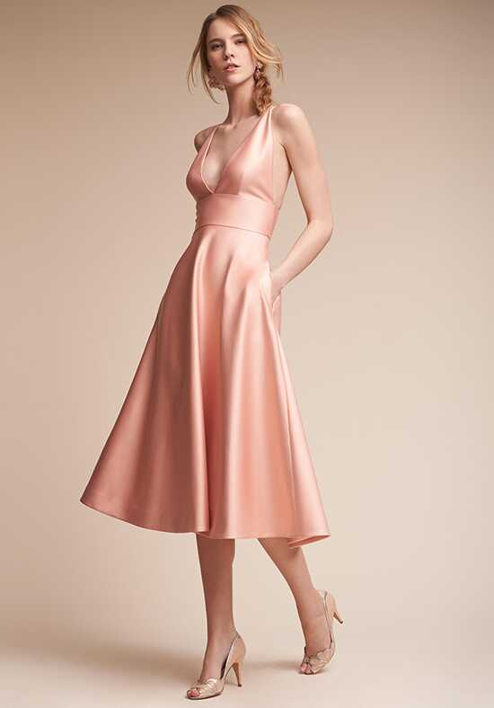 BHLDN (Bridesmaids) Shelby Halter Bridesmaid Dress