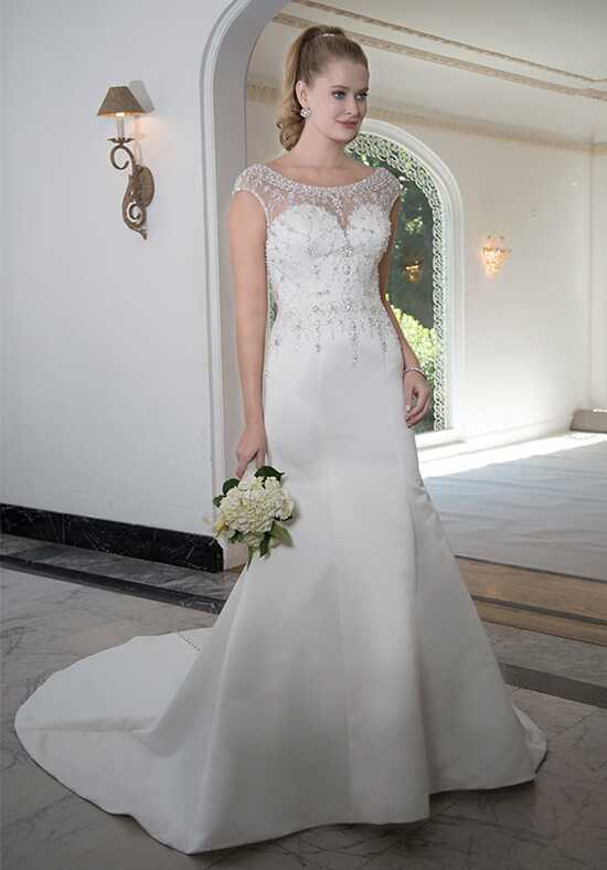 Pallas Athena PA9254 Mermaid Wedding Dress