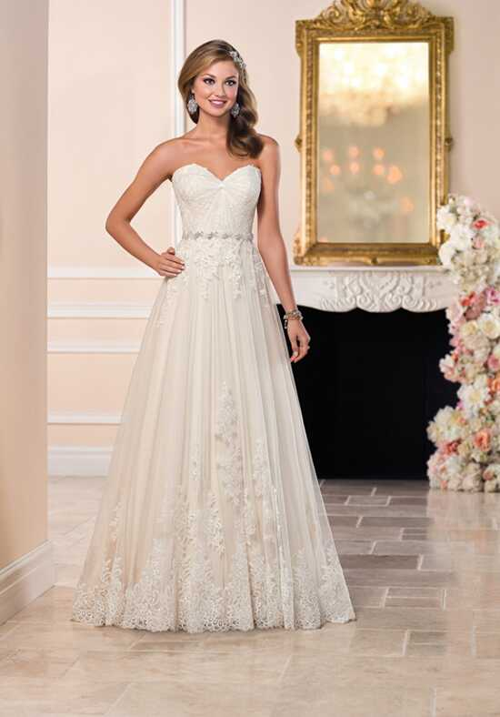 Stella York 6210 A-Line Wedding Dress