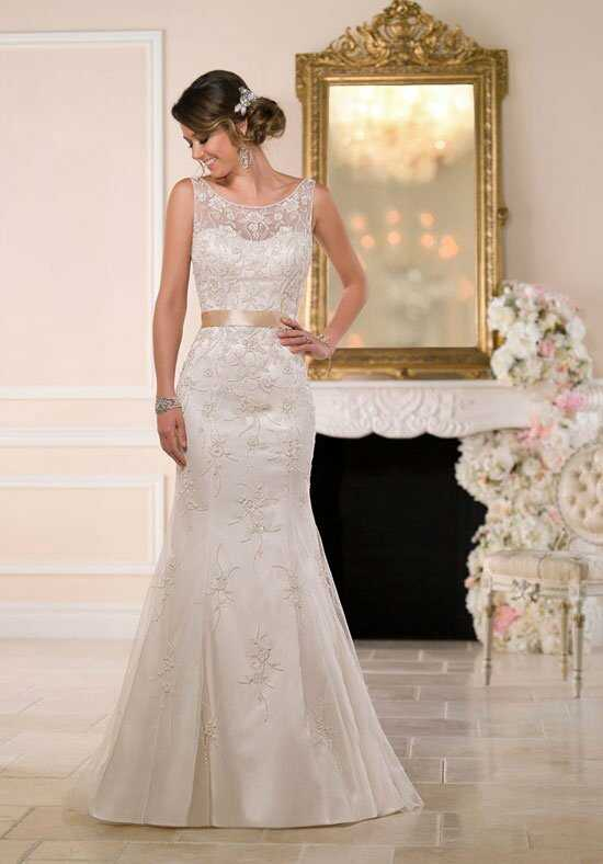 Stella York 6055 Wedding Dress photo