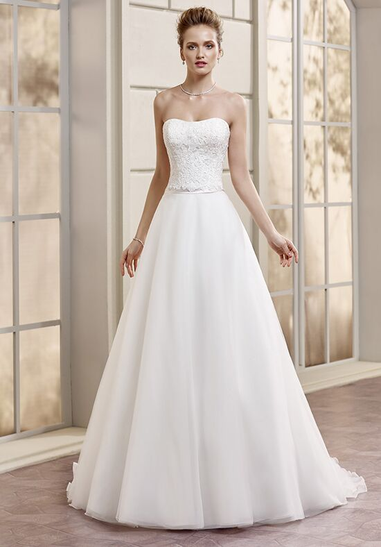 Eddy K AK136 A-Line Wedding Dress