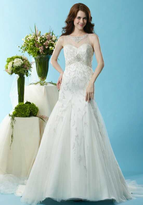 Eden Bridals BL130 A-Line Wedding Dress