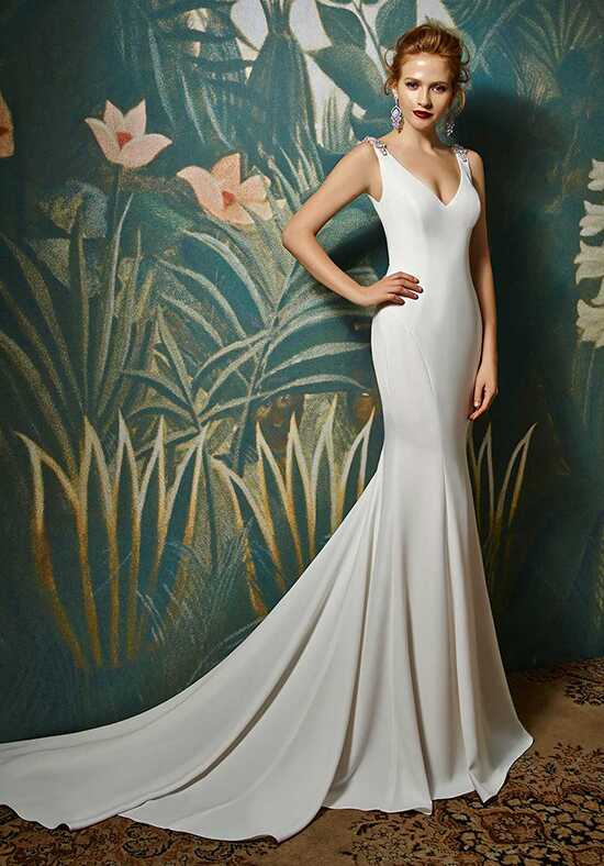 Blue by Enzoani Janine Mermaid Wedding Dress
