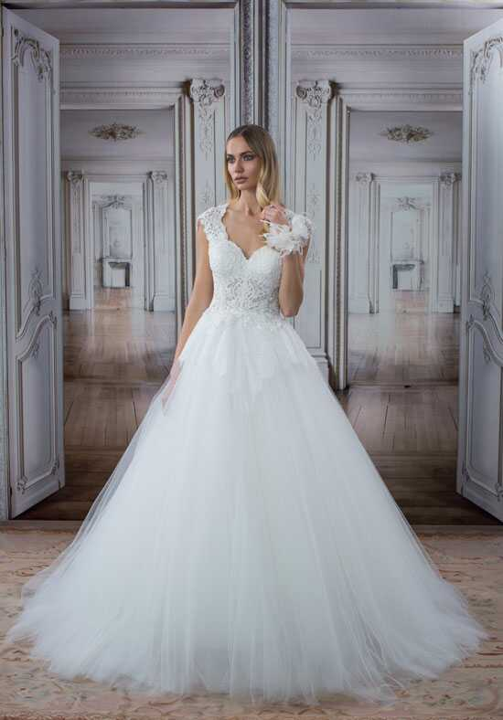 LOVE by Pnina Tornai for Kleinfeld 14500 Ball Gown Wedding Dress