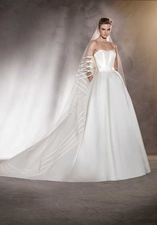 PRONOVIAS AMANDA Ball Gown Wedding Dress