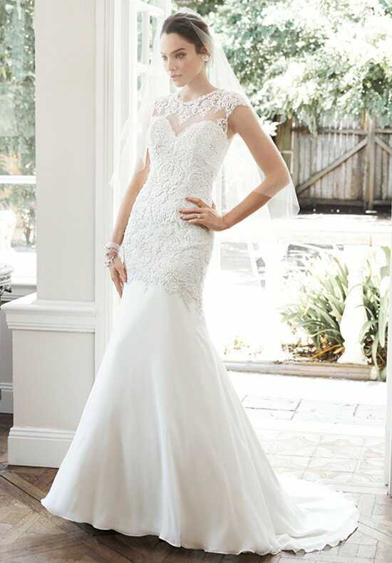 Maggie Sottero Tenley Sheath Wedding Dress