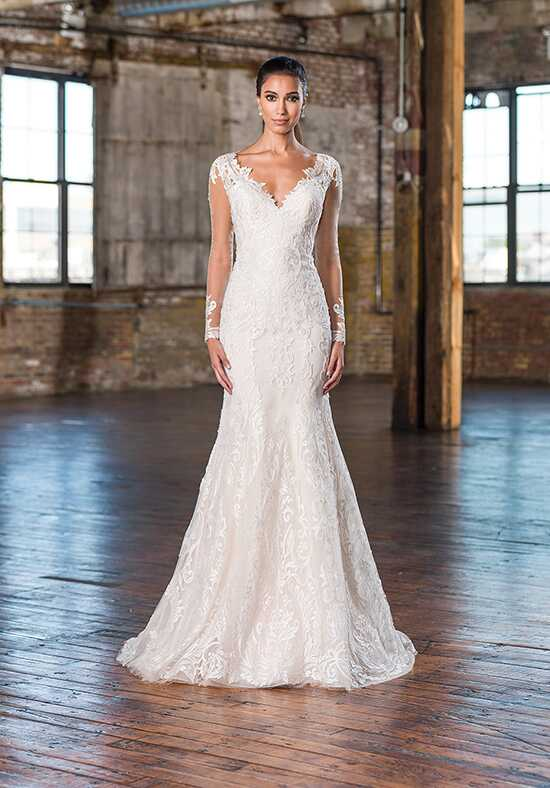 Justin Alexander Signature 9831 Mermaid Wedding Dress