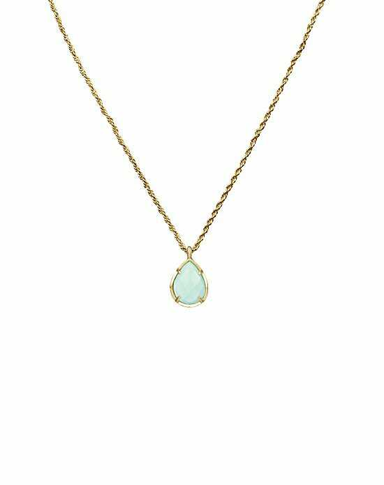 Kendra Scott Kiri Necklace in Chalcedony Wedding Necklace photo