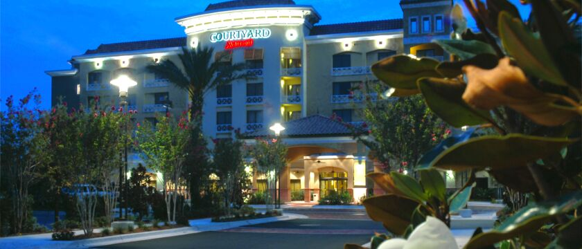Universal Cabana Bay Beach Resort To Renaissance Hotel Seaworld