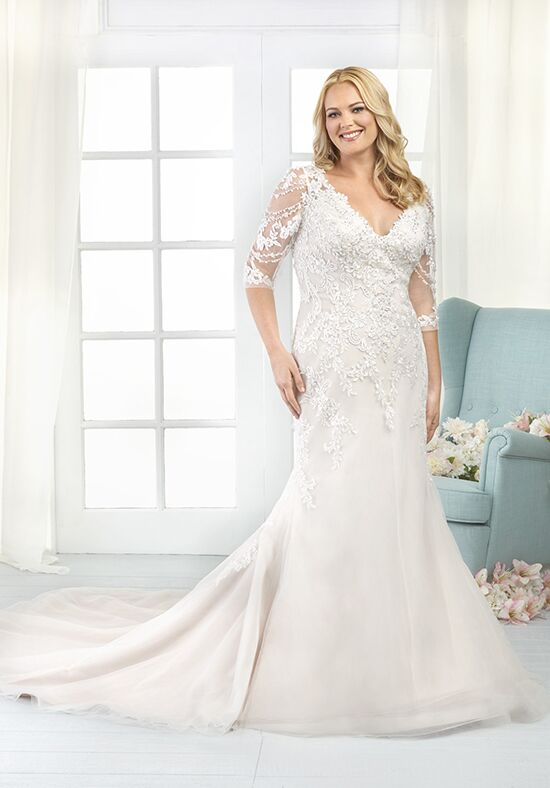Unforgettable by Bonny Bridal 1801 Mermaid Wedding Dress