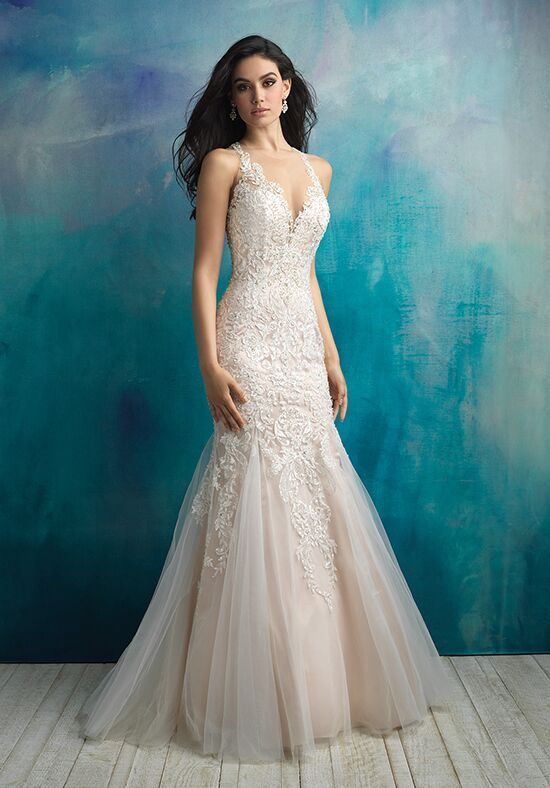 Allure bridals 9401 wedding dress the knot for Wedding dresses kingsport tn