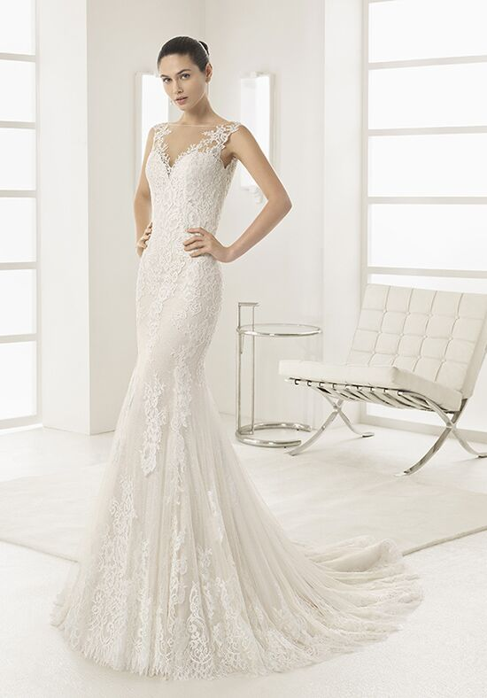 Rosa Clará Obsesion Mermaid Wedding Dress